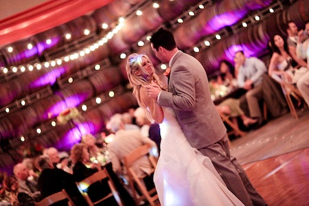 San Luis Obispo DJ Kramer Events Weddings